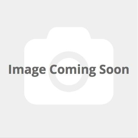 ACCO® Pressboard 4-Part Classification Folders, Letter, Blue, Box of 10