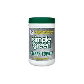 Simple Green Multi-Purpose Cleaning Safety Towels