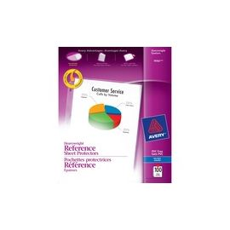 Avery® Heavyweight Sheet Protectors - Acid-free, Archival-safe, Top-loading