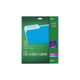 Avery® File Folder Labels - Sure Feed