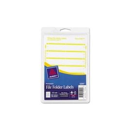 Avery® Permanent File Folder Labels