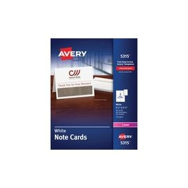 Avery® Laser Print Greeting Card