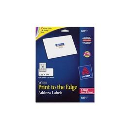 Avery® Address Labels - Sure Feed Technology - Print-to-the-Edge