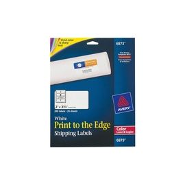 Avery® Shipping Labels - Sure Feed - Print to the Edge
