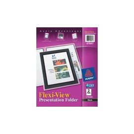 Avery® Flexi-View Presentation Folders