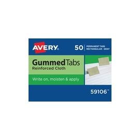 Avery® Gummed Index Tabs