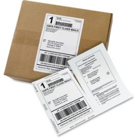 Shipping Labels with Paper Receipts - TrueBlock