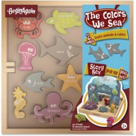 Toys Colors We Sea Story Box