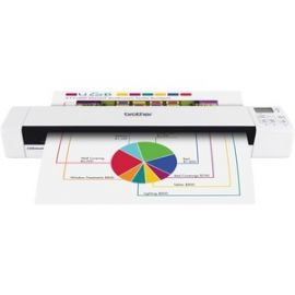 DS820W Wireless Mobile Color Scanner