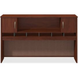Series C Hansen Cherry 72W 2-door Hutch