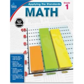 Grade 1 Applying the Standards Math Workbook