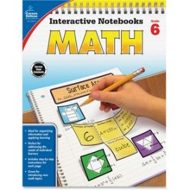 Grade 6 Math Interactive Notebook