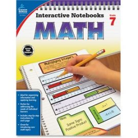 Grade 7 Math Interactive Notebook
