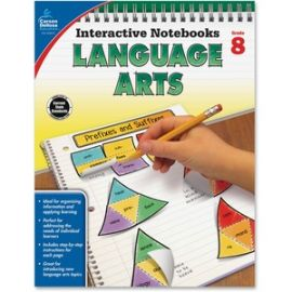 Grade 8 Language Arts Interactive Notebook