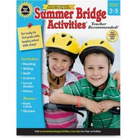 Grade 2-3 Activities Workbook Activity Printed Book