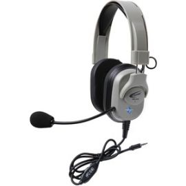 Washable Titanium Series Headset With To Go Plug