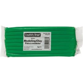 Extruded Modeling Clay