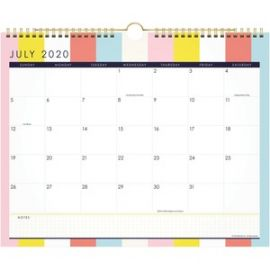 At-A-Glance Katie Kime Stripes Wall Calendar