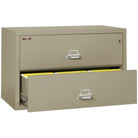 Fireking Fireproof Lateral File Cabinet 2-4422-CPEEL