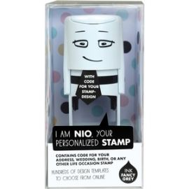 Consolidated Stamp NIO Your Personalized Stamp
