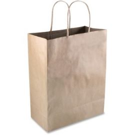 COSCO Premium Large Brown Paper Shopping Bags