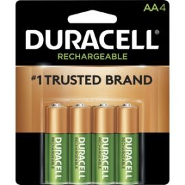 Duracell StayCharged AA Rechargeable Batteries
