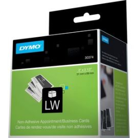 Dymo Direct Thermal Print Business Card