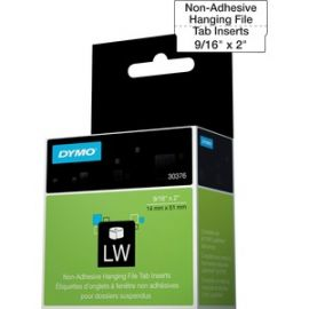 Dymo Hanging File Tab Inserts