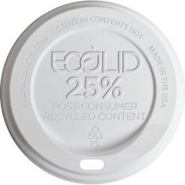 Eco-Products Evolution World Hot Cup Lids