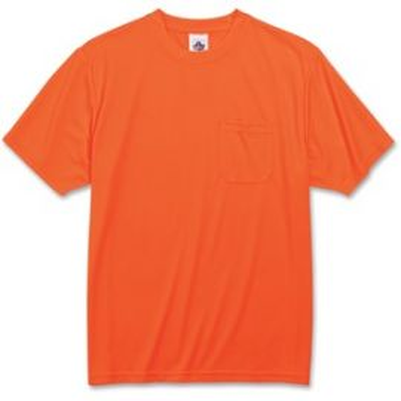GloWear Non-certified Orange T-Shirt