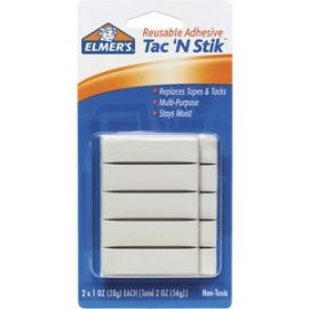 Elmer's Tac 'N Stik Adhesive Mounts