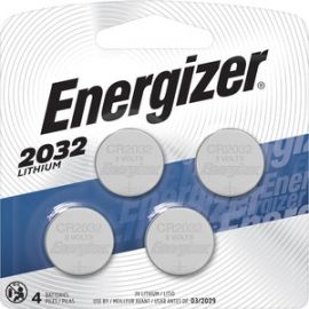 Energizer 2032 3 Volt Lithium Batteries