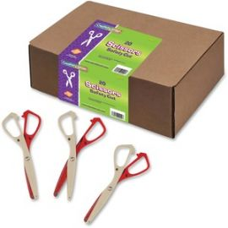 Safety Cut Scissors Classpack