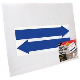 Custom 15x19 Directional Sign Kit
