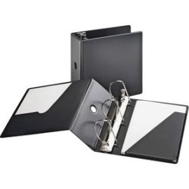SuperStrength Locking Slant-D Ring Binder
