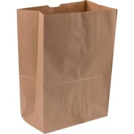Tall Paper Grocery Bags