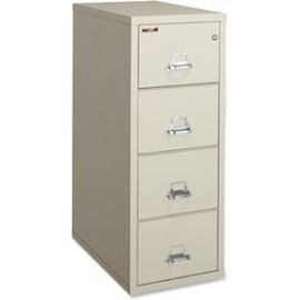 Insulated Vertical File - 4-Drawer