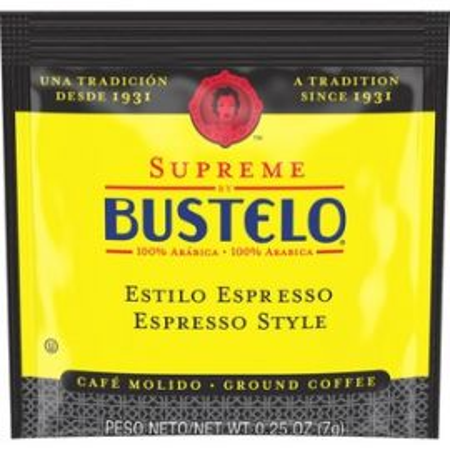 Espresso-style Ground Coffee