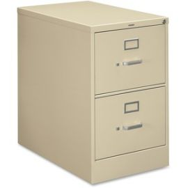 210 Series 2-Drawer Vertical File