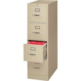 H320 Series 4-Drawer Vertical File