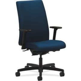 Ignition Mid-Back Task Chair, Arms