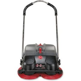 Commercial SpinSweep Pro Outdoor Sweeper