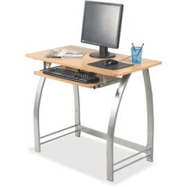 Maple Laminate Computer Desk
