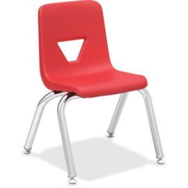 """12"""" Seat-height Stacking Student Chair"""