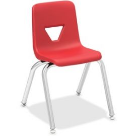 """14"""" Seat-height Stacking Student Chair"""