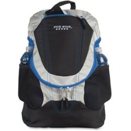Big Mouth Backpack with Dual Zippers