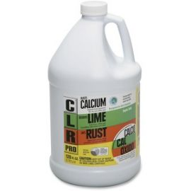 Calcium Lime Remover Clear Gallon