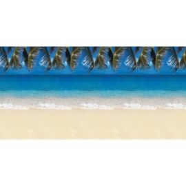 Tropical Beach Design Bulletin Board Papers
