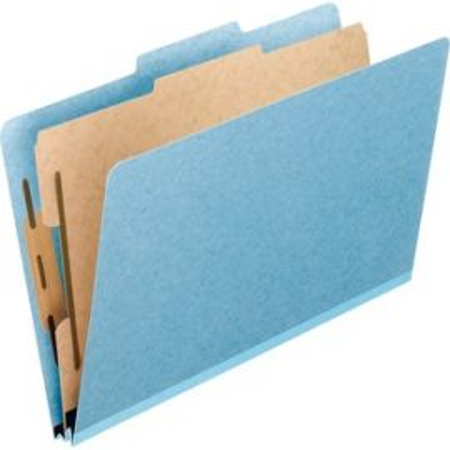 4-Part Classification Folders