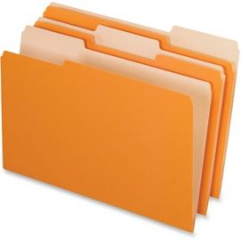 Grid Pattern Color Legal File Folders